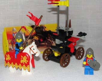 Lego Twin Arm Launcher Vintage Set 6039 from 1988