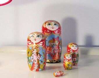 Matryoshka Dolls from Ukrania