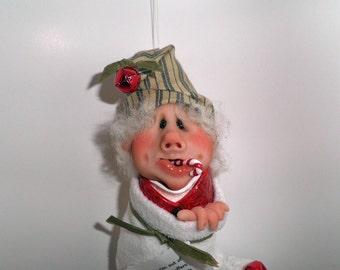 Santa Elf Helpers-Stocking Stuffers Christmas Ornament  SS16-1