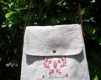 shoulder bag, shoulder bag, bag for the city, tassel bag,