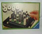 Vintage Sogo Game, Complete (1970's), Retro Sogo Game, Complete (1970's)- RARE