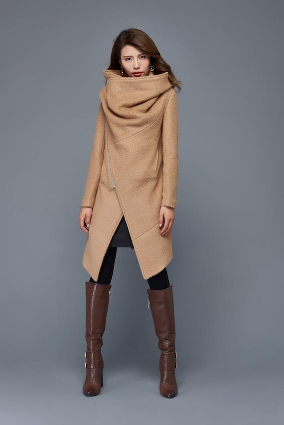 Tall winter coats women