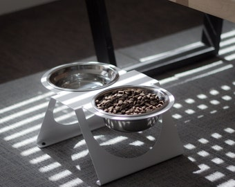 The Capsule-i - Large Pet bowl for Cats and Dogs