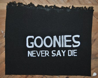 Goonies Never Say Die Patch