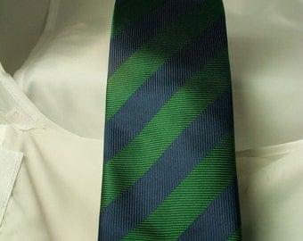 FRANGI Italian Silk Striped Tie