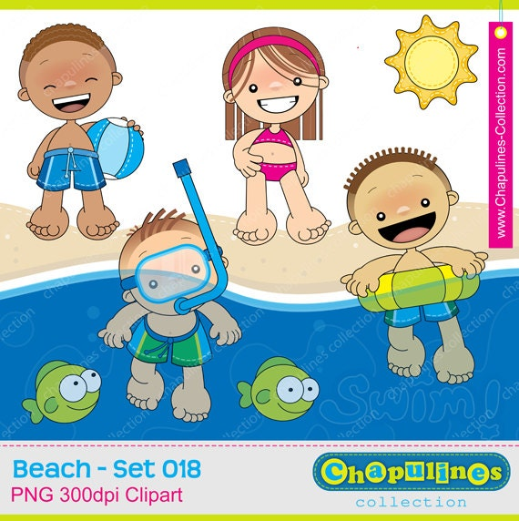 60 Off Beach Clipart Kids