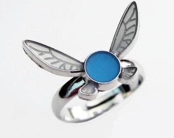 Zelda Navi Ring
