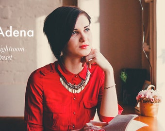 Adena - Lightroom Preset INSTANT DOWNLOAD