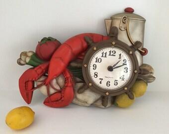 Burwood Clock Etsy