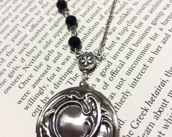 Vintage Locket Necklace