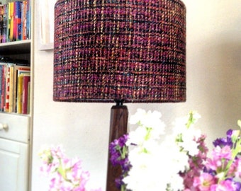 Drum Lamp Shade Etsy