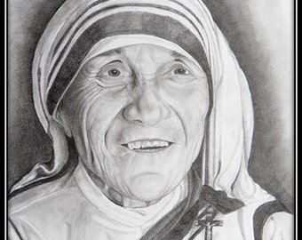 Mother Teresa note cards