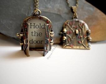 """Shop """"hold the door"""" in Jewelry"""