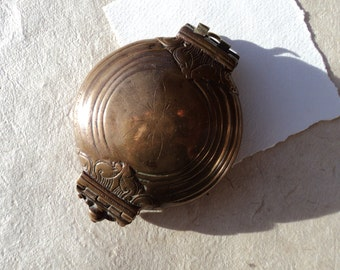 Antique Gau Amulet Box
