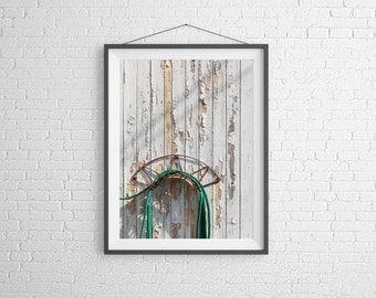 Tuinslang etsy - Buiten muur kraan decoratieve ...