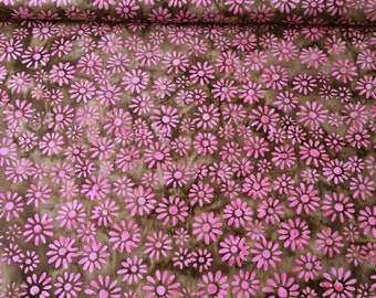 Princess Mirah Batik 5126 Walnut Pink UF3 patchwork & quilting fabric