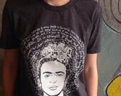 Saint Frida the Fierce-Frida- Mexican Artist Saint T Shirt