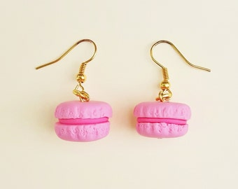 Macaroon earrings