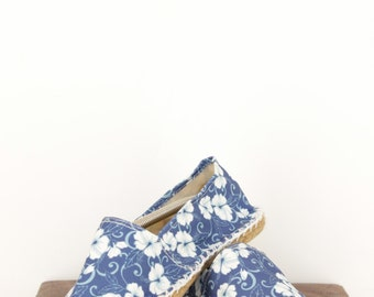 French espadrilles Hawaii T38