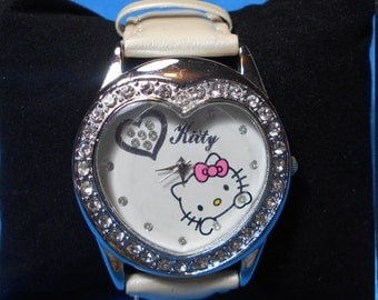 CLEARANCE Hello Kitty Watch (New Batteries Needed)