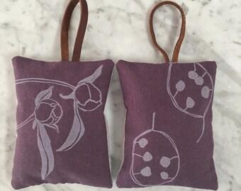 Lavender Sachets (Set of 2)