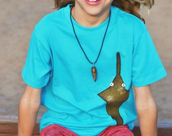 Sawfish tshirt for kids. Shark lovers. Shark tshirt. Oceans tshirt. Uder the sea tshirt. Sea creatures