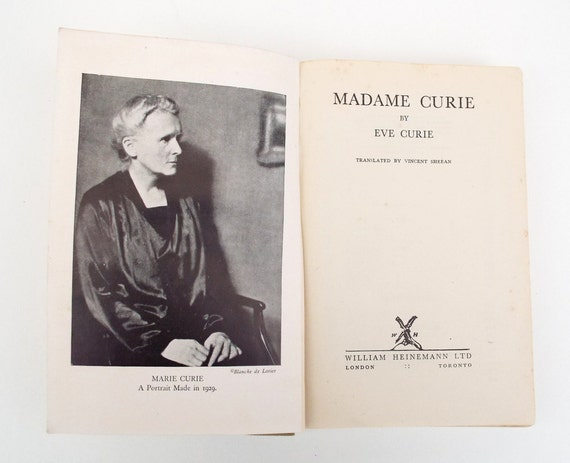 a bio sketch of marie curie Astrology of marie curie with horoscope chart, quotes, biography her younger daughter eve curie wrote the biography madame curie after marie's death in.