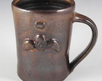 Halloween soul-effigy mug