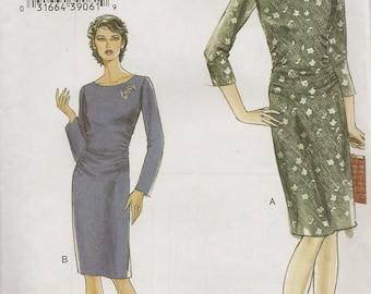 Vogue Very Easy Sheath Dress