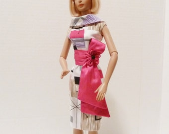 Dress and Hat for Tyler Wentworth and friends fashion dolls.