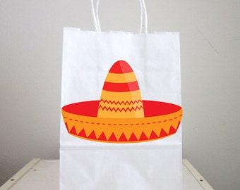 Fiesta Goody Bags, Fiesta Party Bags, Fiesta Gift Bags