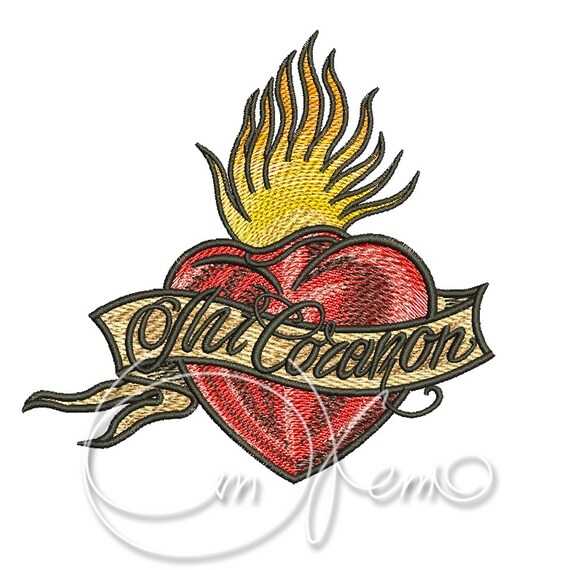 machine embroidery design old school tattoo embroidery mi. Black Bedroom Furniture Sets. Home Design Ideas
