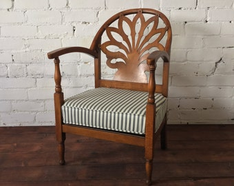 1940's occasional chair