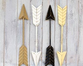 Arrow Decor, Arrow Wall Art, Boho Decor, Boho Wall Decor, Tribal Decor, Tribal Arrows, Decorative Arrows, Wall Decor Living Room, Bedroom