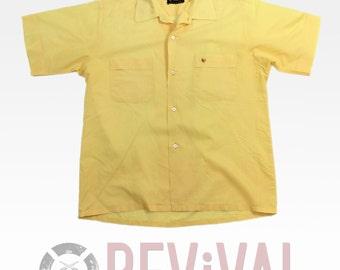 Vintage Wickfield Knight Shirt ~ Size M
