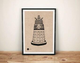 I002: Doctor Who - Dalek