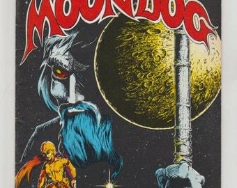 Moondog; Vol 1, 1, Bronze Age Comic Book. FN. March 1970. Print Mint.