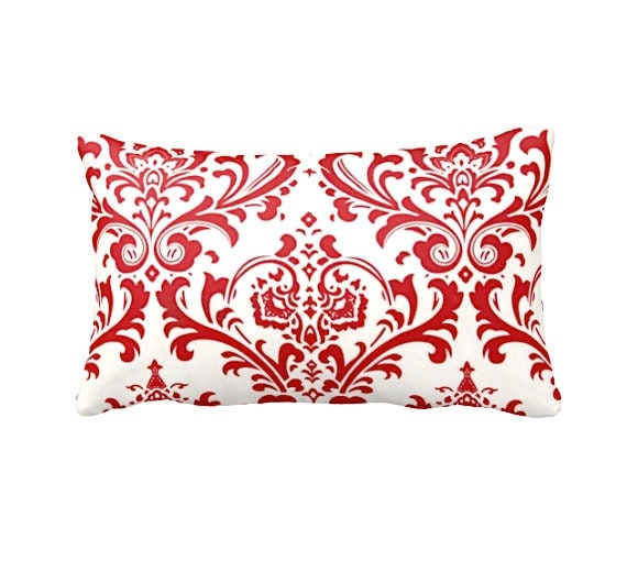 Decorative Pillows Red Throw Pillows Red by ReedFeatherStraw