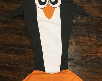Penguin Blankets_so comfortable and cozy perfect blanket for your little penguin