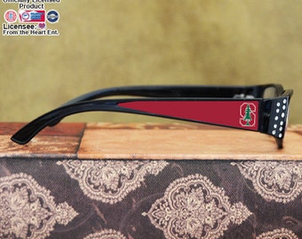 Stanford Cardinal Reading Glasses
