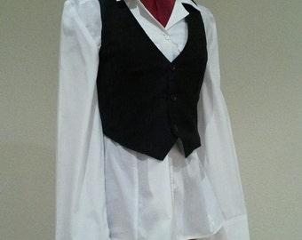 Sewing Pattern: Ladies Short Waistcoat