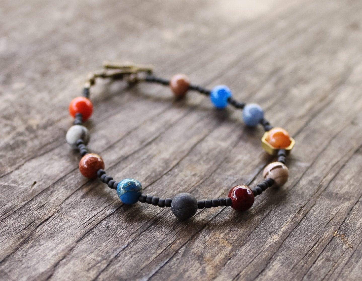 solar system bracelet - photo #22