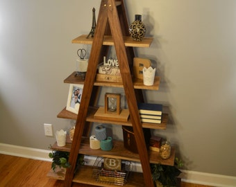 Cascade Ladder Shelf