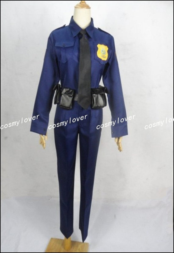 Zootopia Fox Nick Custom Made Cosplay Costume