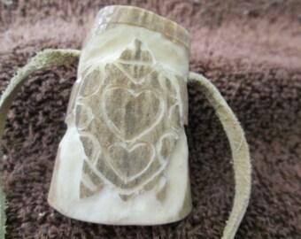 turtle medicine pouch