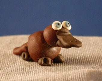 MarbleMini Duck-billed Platypus