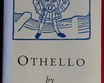 othello book card The 'moor of venice', central character of shakespeare's tragedy (1602–4),  shown as a great man and successful soldier who is driven by the machinations  of.