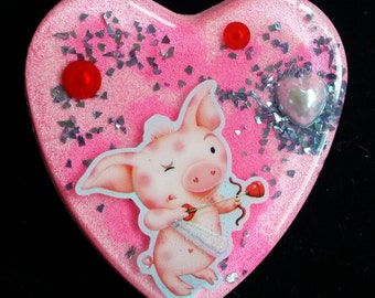 Pinkie Heart Cupid.