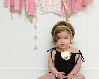 SALE!! The Diana Crown, Lace Princess Crown, Baby Crown, Gold Crown, Silver Crown, Mini Crown, Crown Headband, Newborn Crown, Child's Crown