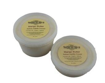 Mango butter-8oz Pressed, Soap making, lotion,creams,massage oil, bath, beauty, lip balm 8oz, 1/2 pound WEIGHT